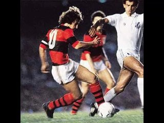 Flamengo 3 x 0 Santos - Final Brasileiro 1983