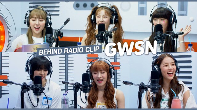 [Pops in Seoul] ♦︎Behind Radio Clip♦︎ GWSN's Key Word Interview