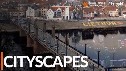 EuroLeague Cityscapes: Zalgiris Kaunas