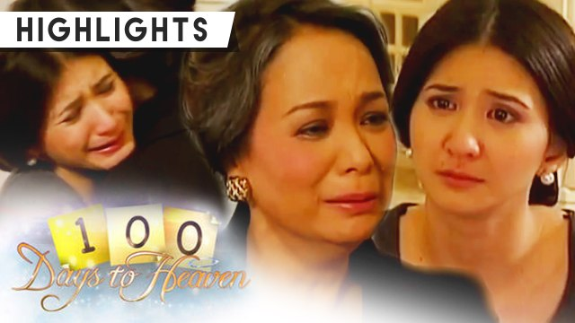 Rachelle and Mrs. Bustamante finally settle their differences   100 Days To Heaven