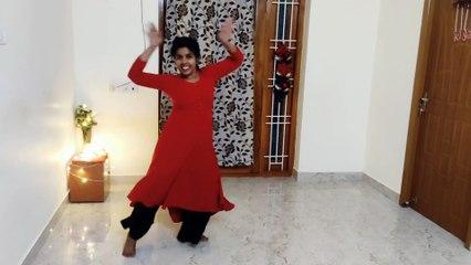Mujhe Rang De - Dance Performance by Abi   YaYa Sisters Dancing   Talent Hunt