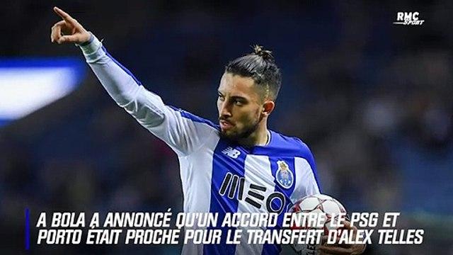 """Mercato / PSG : """"Demandez à A Bola"""" Le président de Porto énigmatique sur la piste Telles"""