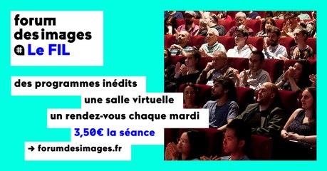 LE FIL - salle virtuelle du Forum des images - Bande Annonce @Forum des images