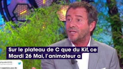 Bernard Montiel  il prend la parole et accuse la chaîne TF1 de censure