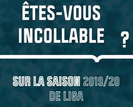 Quiz - Etes-vous incollable sur la saison 2019/20 de Liga ?