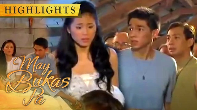 Alex runs away from her future husband | May Bukas Pa