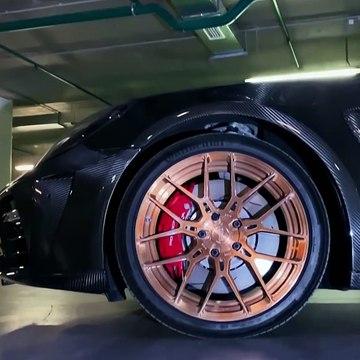 Porsche Panamera GTR Carbon
