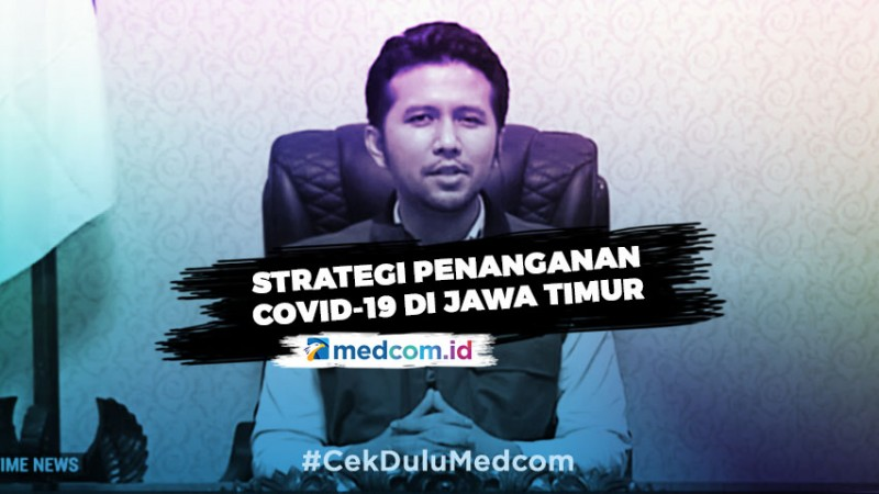 Strategi Penanganan COVID-19 di Jawa Timur – Highlight Primetime News Metro TV