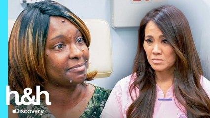 Três casos que deixaram Sandra Lee perplexa | Dra. Sandra Lee: A Rainha dos Cravos | H&H Brasil