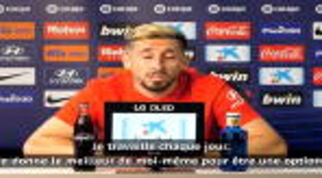 """Atlético - Herrera : """"Attendre ma chance"""""""
