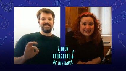 Christian & Catherine | À Deux Miam! de Distance
