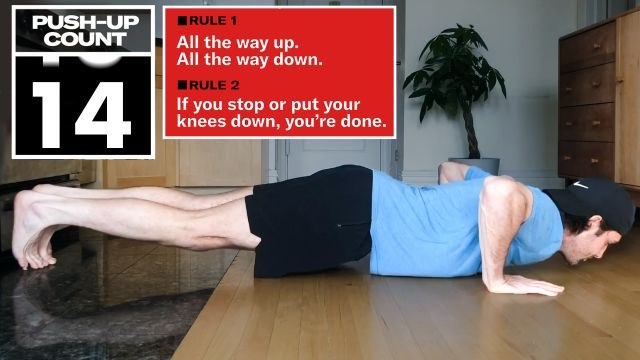 How Many Push-Ups Can an Average Guy Do After 2 Weeks of Training?