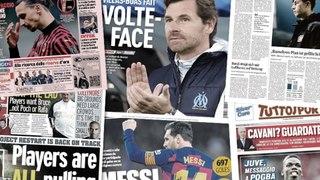 Les géants de Serie A brandissent déjà une menace pour la reprise, la déception de Liverpool pour le titre de Premier League