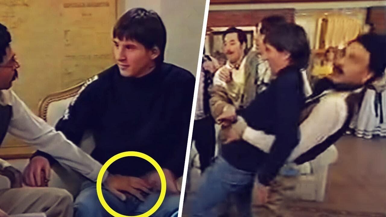 La vérité derrière ces archives étranges de Leo Messi à la télé argentine en 2005 | Oh My Goal