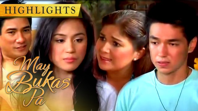 Alex stands her ground with her decision to decline her fixed marriage | May Bukas Pa