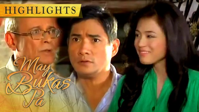 Father Anthony declines Alex's father request | May Bukas Pa