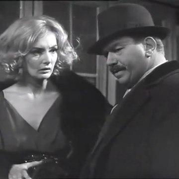 Le inchieste del commissario Maigret S2e2 L'ombra cinese Puntata 1 parte 1 (1966 sceneggiato RAI) Gino Cervi