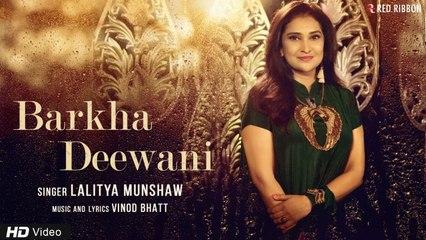 Barkha Deewani | Lalitya Munshaw | Romantic Song | Vinod Bhatt