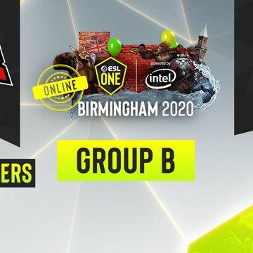 Dota2 - OG vs. HellRaisers - Game 2 - ESL One Birmingham 2020 - Group B - EU:CIS