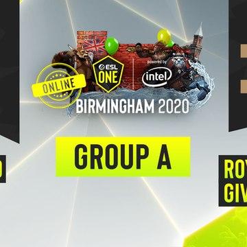 Dota2 - PSG.LGD vs. Royal Never Give Up - Game 3 - ESL One Birmingham 2020 - Group A - China