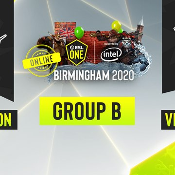 Dota2 - VP.Prodigy vs. FlyToMoon - Game 2 - ESL One Birmingham 2020 - Group B - EU:CIS