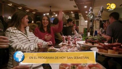 Me Voy a Comer el Mundo | San Sebastián