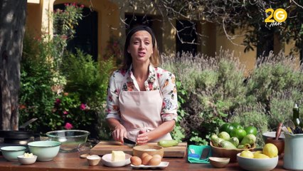 Nardelli al Natural | Receta | Muffins de Zucchini