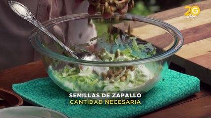 Nardelli al Natural | Receta | Niños Envueltos en Zapallito
