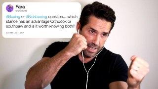 Scott Adkins Answers Martial Arts Training Questio