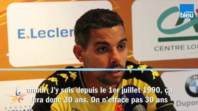 """Football : Thomas Renault, """"abasourdi"""", après avoir appris qu'il n'est pas conservé par l'US Orléans"""