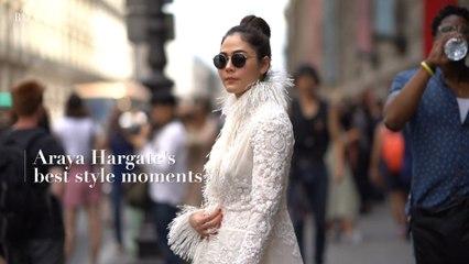 Araya Hargate's Best Style Moments