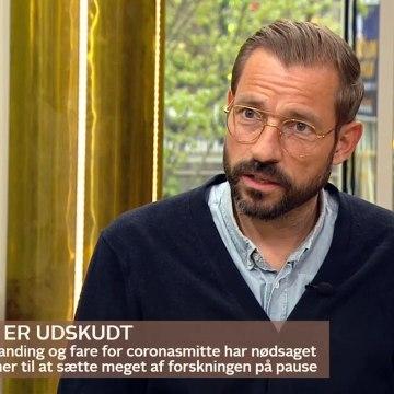 COVID-19; Coronakrisen rammer rumfarten - vi mister vigtig klimaviden | Go morgen Danmark | TV2 Danmark