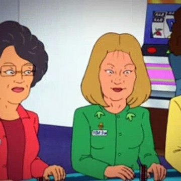King Of The Hill Season 13 Episode 9 What Happens At The National Propane Gas Convention