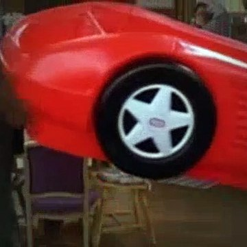 Friends Season 3 Episode 7 The One With The Race Car Bed