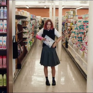 Lady Bird  Official Trailer HD  A24