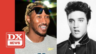 Future Humbly Reacts To Surpassing Elvis Presley's Billboard Hot 100 Record