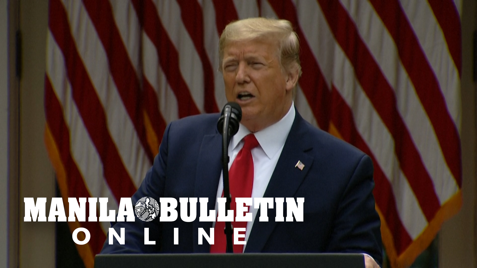 Trump says US 'terminating' relationship with World Health Organization