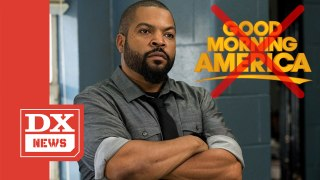 Ice Cube Cancels 'GMA' Appearance In Wake Of George Floyd