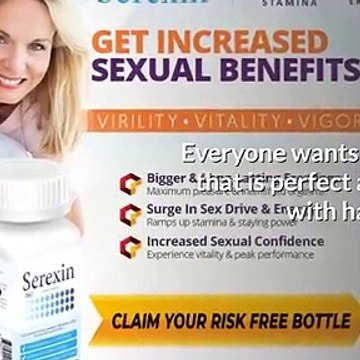 Serexin - Ultimate Result For Male Enhancement