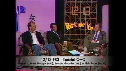Emission 12/13 FR3 - Septembre 1990