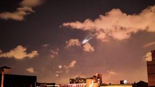Tous les avions volent au-dessus de New York exactement au même endroit !