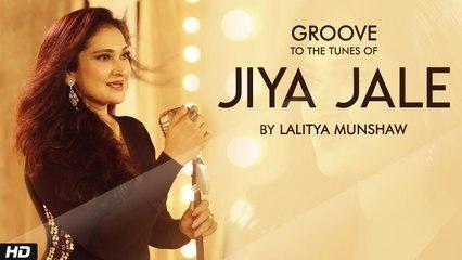 Jiya Jale | Latest Party Song | Lalitya Munshaw | Sushant- Shankar