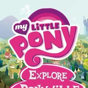 My Little Pony Explore Ponyville | PC Gameplay