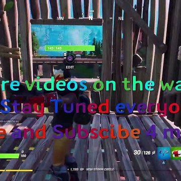 More New Videos On The Way - Stay Tuned Everyone (Fortnite #6)