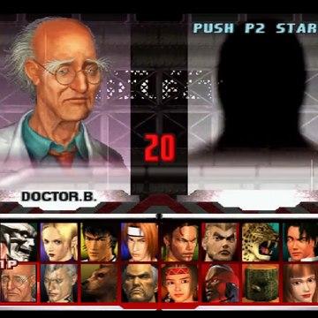 Tekken 3 - Dr. Boskonovitch
