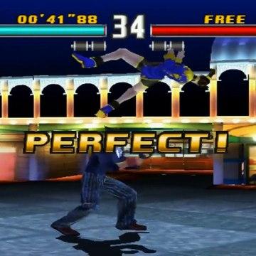 Tekken 3 - Jin Kazama
