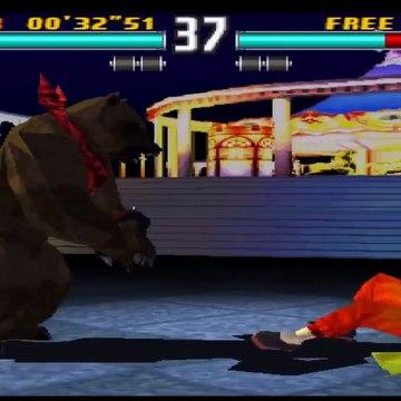 Tekken 3 - Kuma
