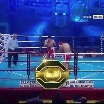 Luis Eduardo Roberto vs Miguel German Acosta (02-11-2013) Full Fight