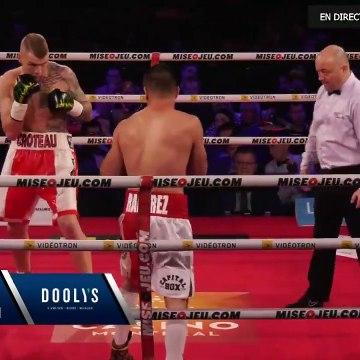 Danyk Croteau vs Carlos Zavala (16-02-2019) Full Fight