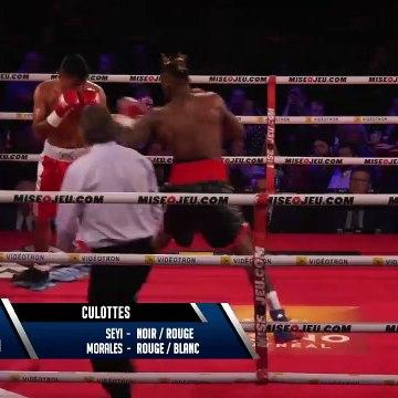 Dieudonne Wilfred Seyi Ntsengue vs Marco Antonio Morales (16-02-2019) Full Fight